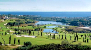 Front line golf luxury apartments for sale - Marbella / Benahavis - Costa del Sol 1