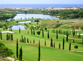 Front line golf luxury apartments for sale - Marbella / Benahavis - Costa del Sol