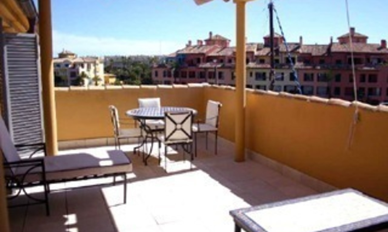 Penthouse apartment for sale - Sotogrande Marina - Costa del Sol 3