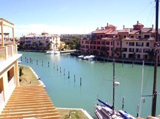 Penthouse apartment for sale - Sotogrande Marina - Costa del Sol