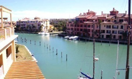 Penthouse apartment for sale - Sotogrande Marina - Costa del Sol 0