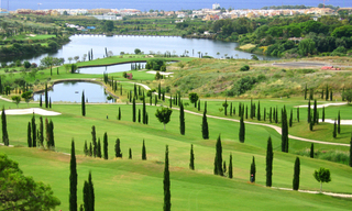 Building plots first golf line for sale - Marbella - Estepona - Costa del Sol 0