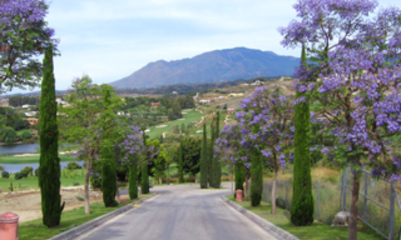 Building plots first golf line for sale - Marbella - Estepona - Costa del Sol 1