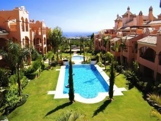 Luxury apartments for sale in Sierra Blanca - Marbella