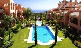 Luxury apartments for sale in Sierra Blanca - Marbella 0