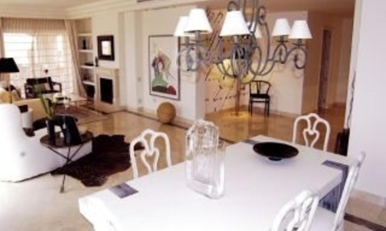 Luxury apartments for sale in Sierra Blanca - Marbella 7
