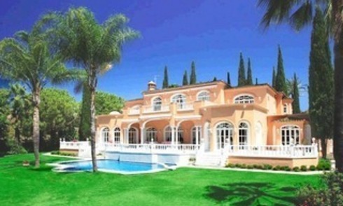 Exclusive villa for sale - Marbella / Estepona - Costa del Sol