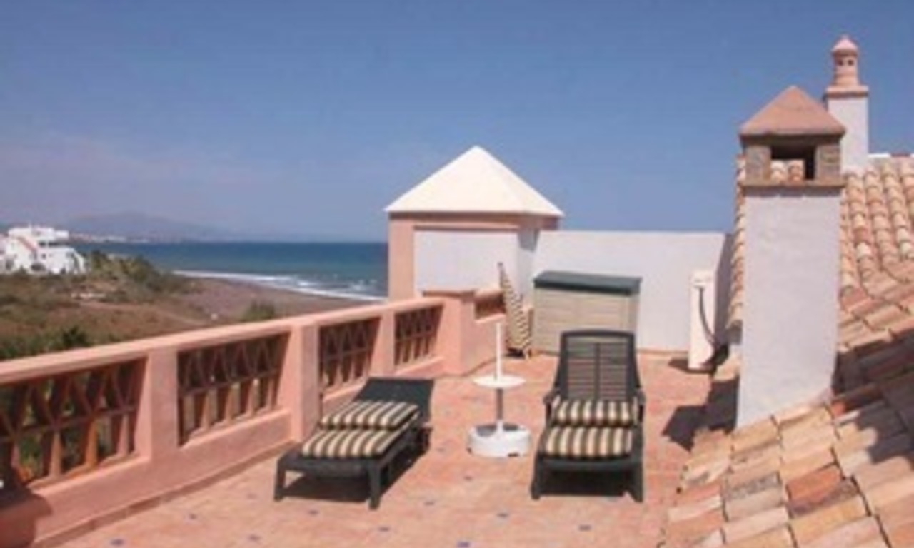 First line beach penthouse for sale - Casares - Costa del Sol - Andalusia 4