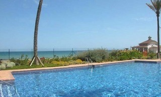 First line beach penthouse for sale - Casares - Costa del Sol - Andalusia 1