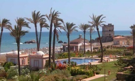 First line beach penthouse for sale - Casares - Costa del Sol - Andalusia