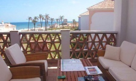 First line beach penthouse for sale - Casares - Costa del Sol - Andalusia 3