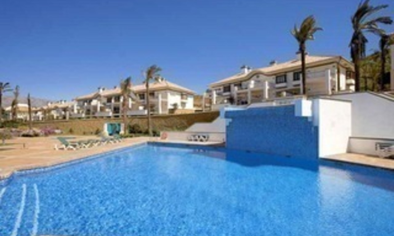Front line golf villa property for sale - Mijas - Costa del Sol - Southern Spain 5