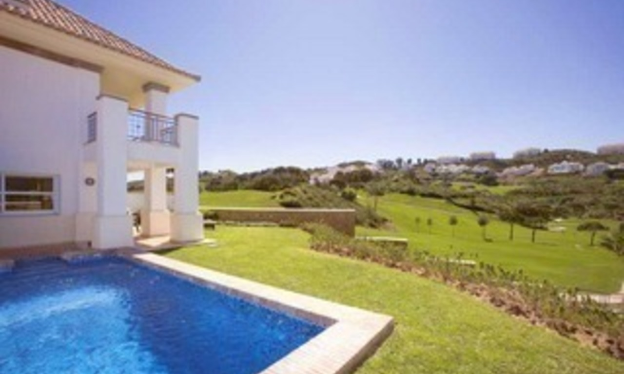 Front line golf villa property for sale - Mijas - Costa del Sol - Southern Spain 3