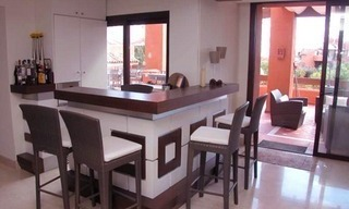 Penthouse apartment for sale - Alzambra - Puerto Banus - Marbella - Costa del Sol 5