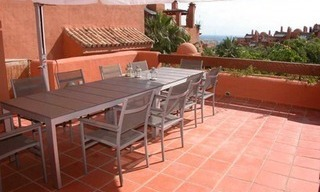 Penthouse apartment for sale - Alzambra - Puerto Banus - Marbella - Costa del Sol 4