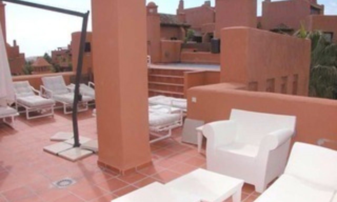 Penthouse apartment for sale - Alzambra - Puerto Banus - Marbella - Costa del Sol 2