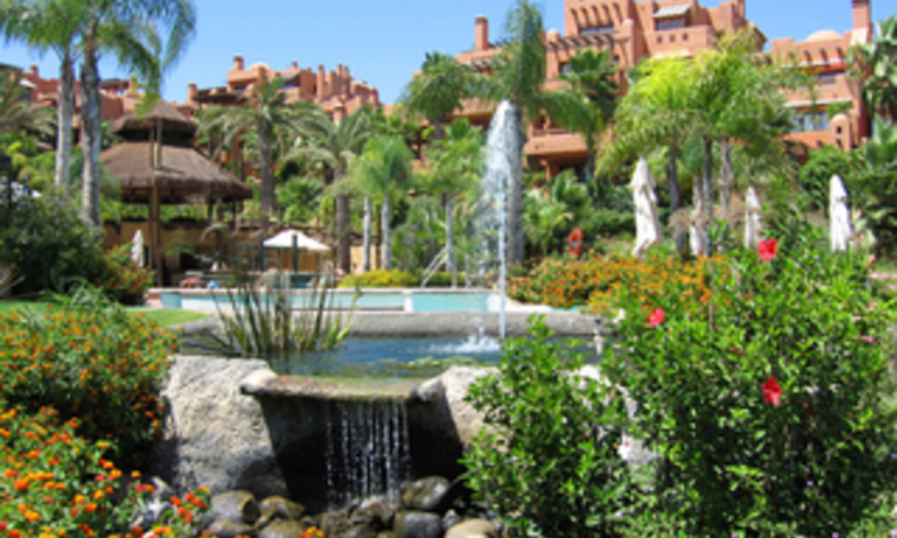 Penthouse apartment for sale - Alzambra - Puerto Banus - Marbella - Costa del Sol 0