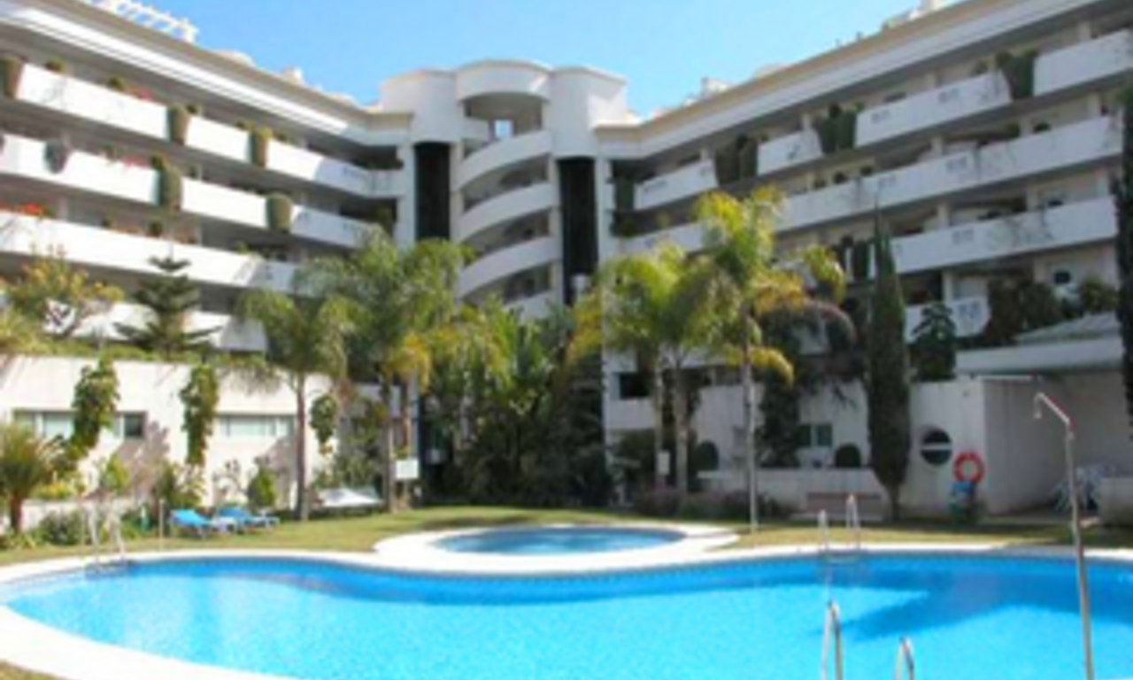 Penthouse apartment for sale, Puerto Banus, Marbella 5