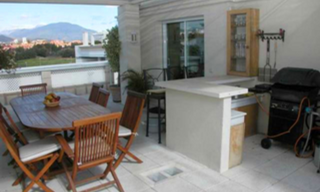 Penthouse apartment for sale, Puerto Banus, Marbella 15