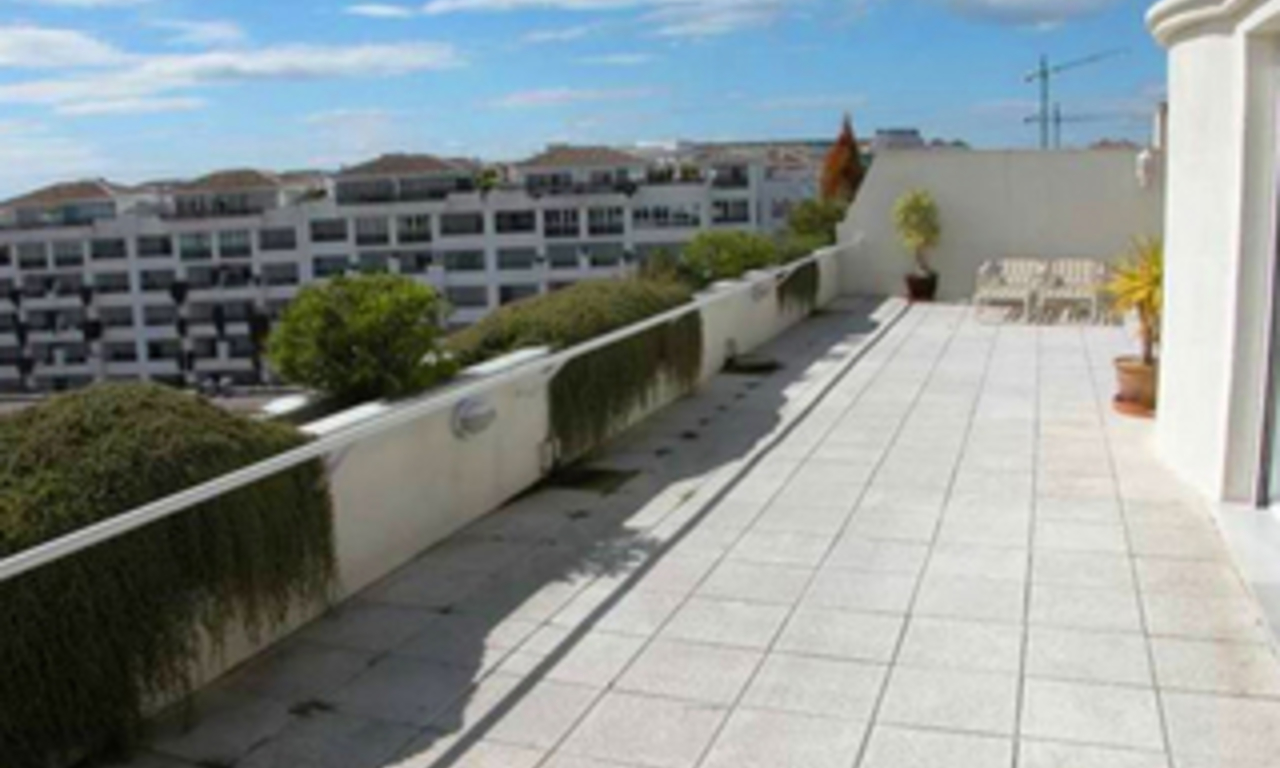 Penthouse apartment for sale, Puerto Banus, Marbella 14