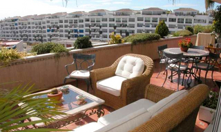 Penthouse apartment for sale, Puerto Banus, Marbella 7