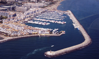 Penthouse apartment for sale, Puerto Banus, Marbella 16