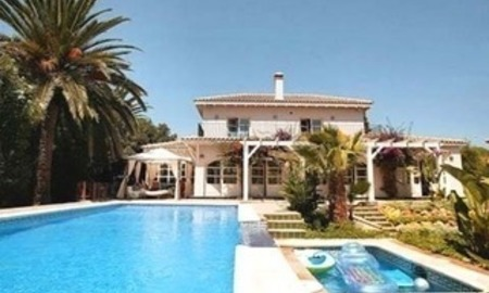 Luxury villa for sale - San Pedro - Marbella - Costa del Sol 2