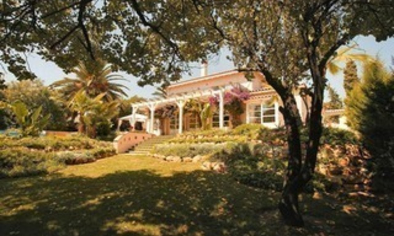 Luxury villa for sale - San Pedro - Marbella - Costa del Sol 1