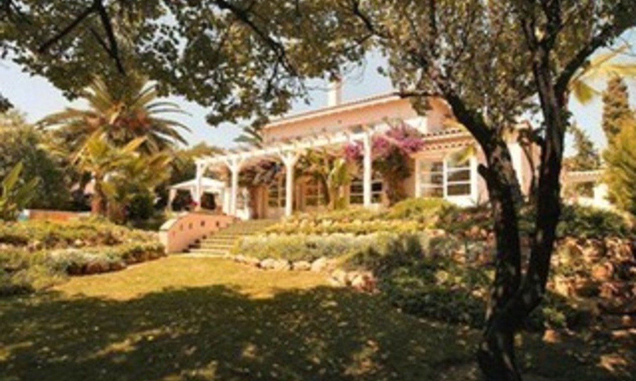 Luxury villa for sale - San Pedro - Marbella - Costa del Sol 0