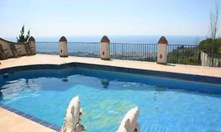 Villa property for sale - Ojen - Marbella - Costa del Sol 3