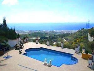 Villa property for sale - Ojen - Marbella - Costa del Sol
