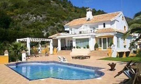 Villa property for sale - Ojen - Marbella - Costa del Sol 1