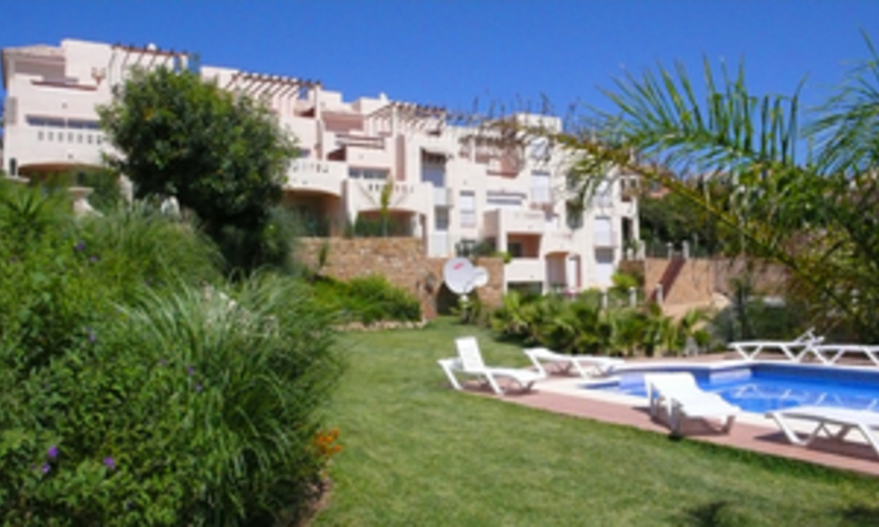 Quality apartments penthouse for sale - Marbella - Costa del Sol 0