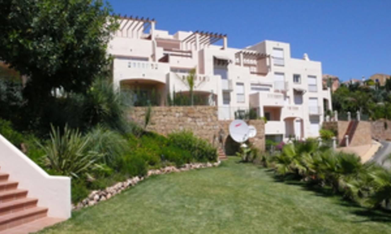 Quality apartments penthouse for sale - Marbella - Costa del Sol 2