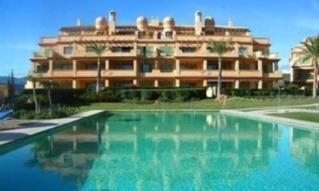 Golf apartment for sale at Four Seasons, Los Flamingos Golf Resort, Benahavis, Marbella, Estepona