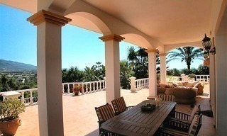 Spacious luxurious villa for sale, at the centre of the Golf valley Nueva Andalucia at Marbella 2