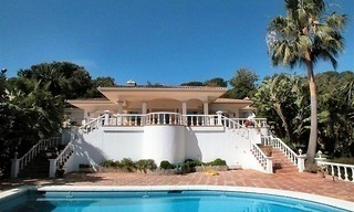 Spacious luxurious villa for sale, at the centre of the Golf valley Nueva Andalucia at Marbella 3