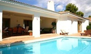 Beachside villa for sale, Los Monteros, Marbella 0