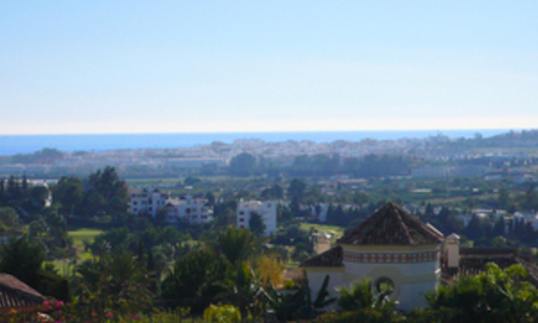 Building plot for sale at Nueva Andalucia in Marbella
