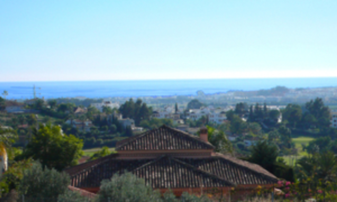 Building plot for sale at Nueva Andalucia in Marbella 1