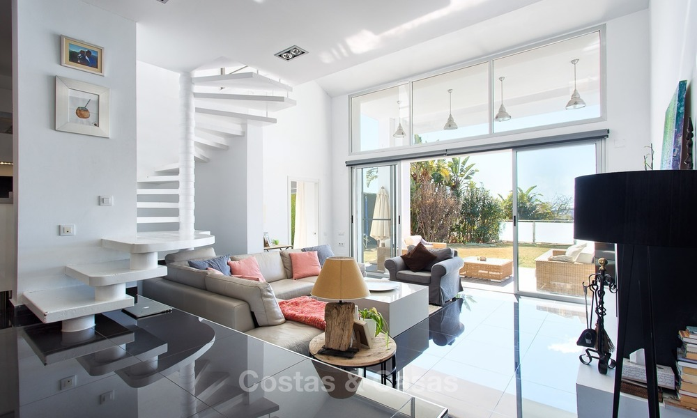 For Sale: Modern Villa in Golf Valley Nueva Andalucía, Marbella 1980