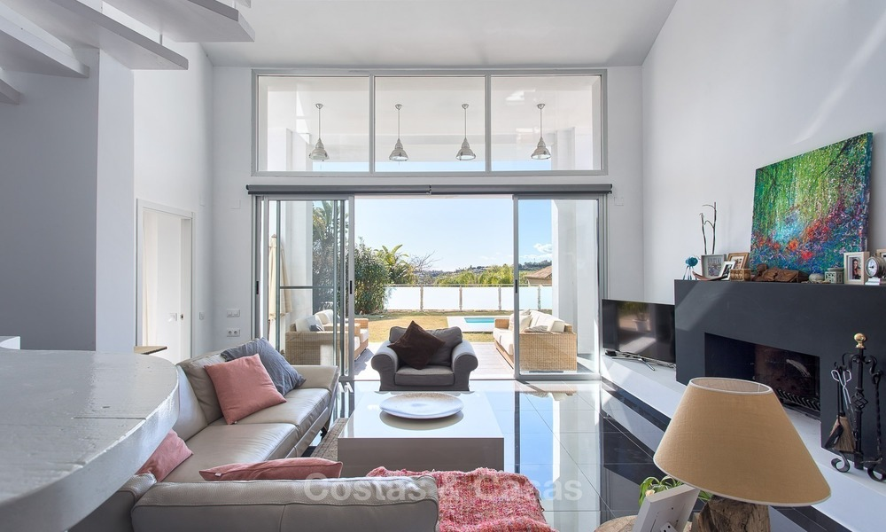 For Sale: Modern Villa in Golf Valley Nueva Andalucía, Marbella 1981