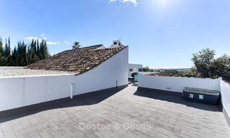 For Sale: Modern Villa in Golf Valley Nueva Andalucía, Marbella 1992