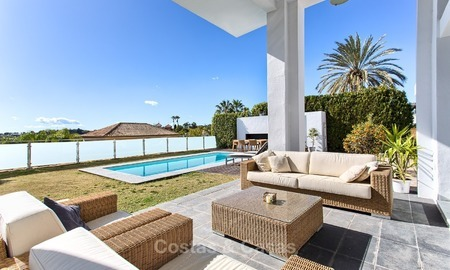 For Sale: Modern Villa in Golf Valley Nueva Andalucía, Marbella 1994
