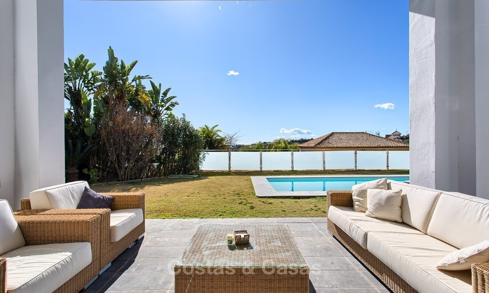 For Sale: Modern Villa in Golf Valley Nueva Andalucía, Marbella 1995