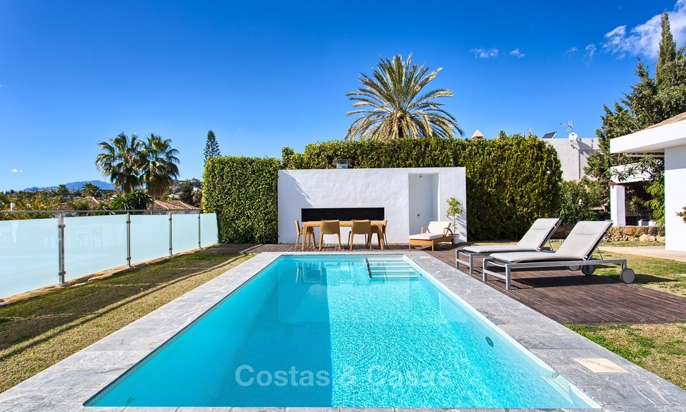 For Sale: Modern Villa in Golf Valley Nueva Andalucía, Marbella 1996