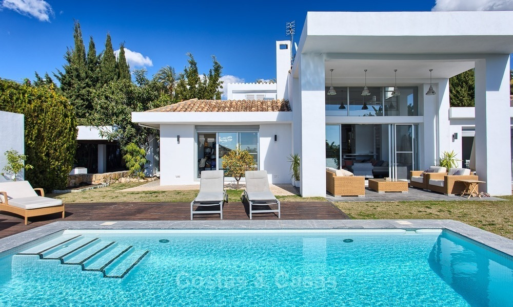 For Sale: Modern Villa in Golf Valley Nueva Andalucía, Marbella 1998