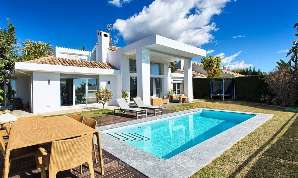 For Sale: Modern Villa in Golf Valley Nueva Andalucía, Marbella 1999