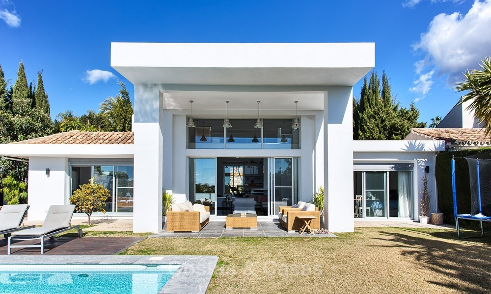 For Sale: Modern Villa in Golf Valley Nueva Andalucía, Marbella 2000