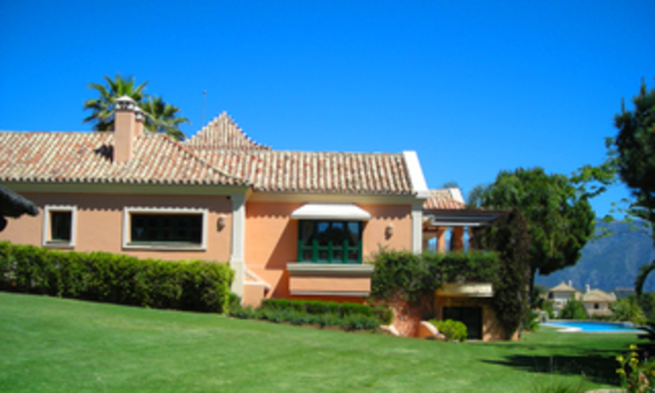 Exclusive Villa for sale - Marbella / Benahavis 4
